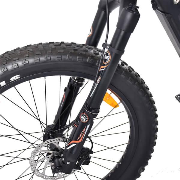 Fourche de vélo de montagne électrique KK2002