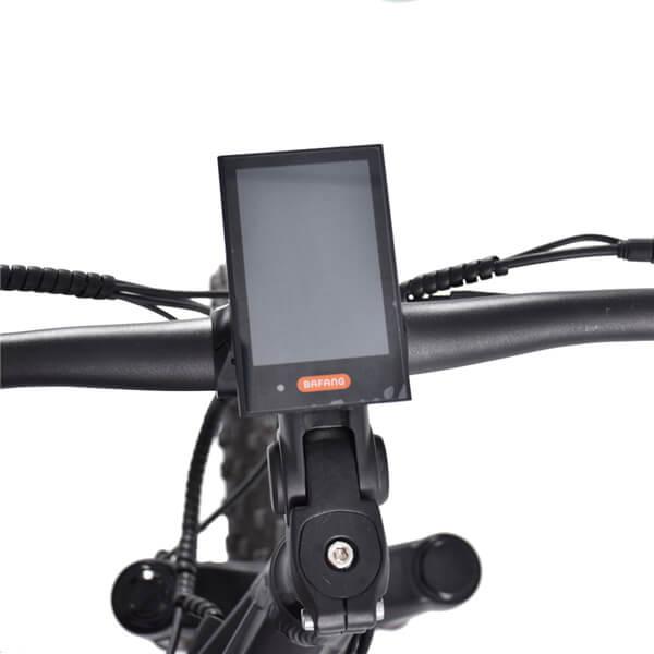 Écran LCD de vélo de montagne électrique KK2002