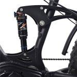 KK2002 Electric Mountain Bike Suspension