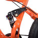 KK2003 Electric Mountain Bike Suspension
