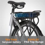 KK3002 Electric City Bike Battery