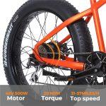 KK3006 Electric Mountain Bike Motor