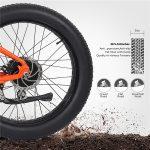 KK3006 Electric Mountain Bike Tire