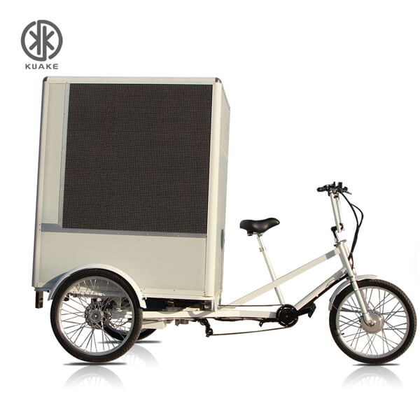 KK6001 Electric Cargo Tricycle