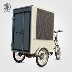 KK6001 Electric-assist Cargo Tricycle