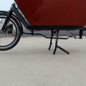 KK6002 Electric Cargo Bicycle Kickstand