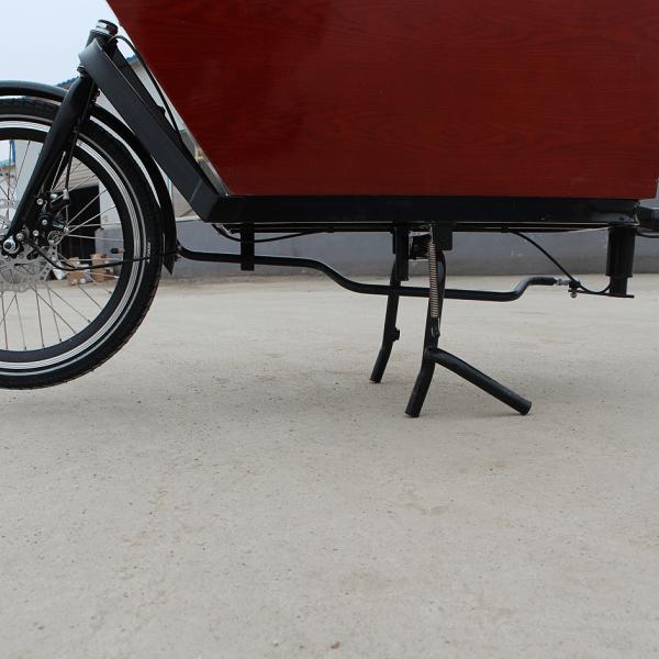 Béquille de vélo cargo électrique KK6002