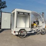 KK6003 Electric-assist Cargo Tricycle