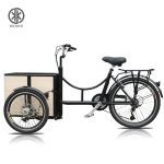 KK6005 Electric Cargo Tricycle