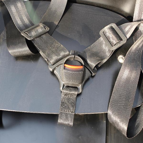 KK6006 Electric Cargo Bike Belt