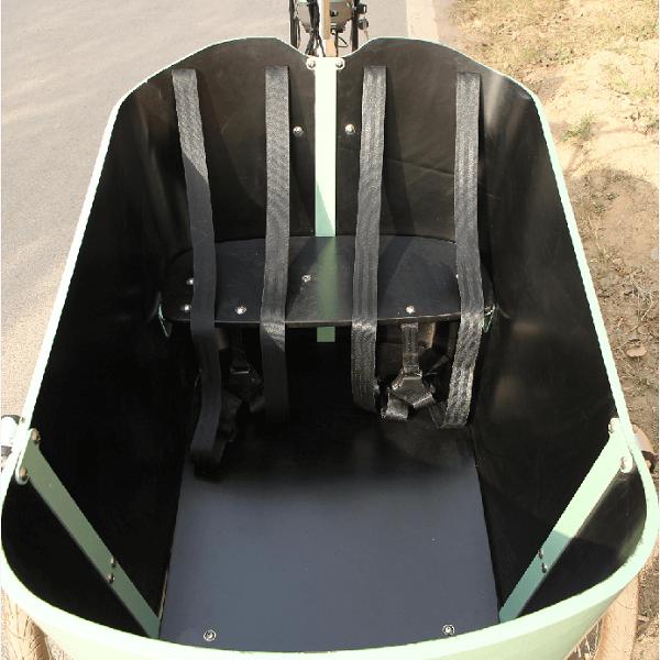 KK6006 Electric Cargo Bike Loader