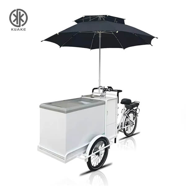 KK6009 Ice Cream Electric Cargo Tricycle