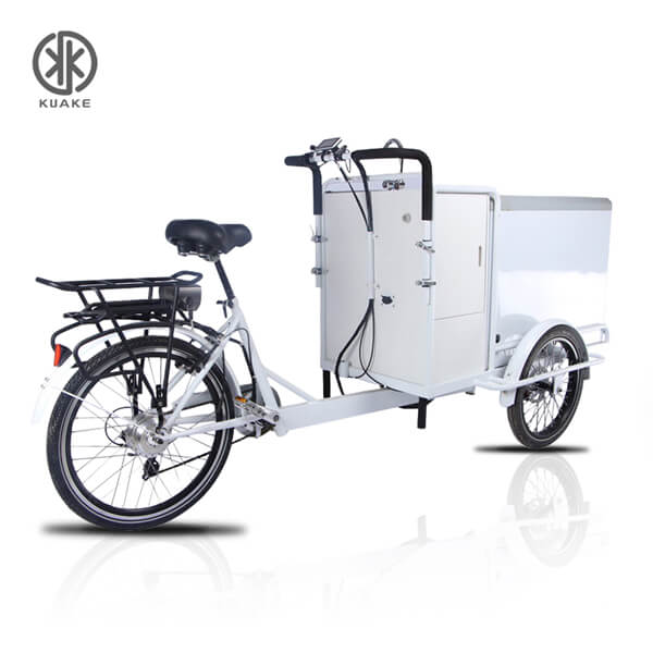 KK6009 Refrigerated Electric Cargo Tricycle
