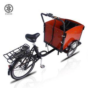 KK6010 Front Loader Electric Cargo Trike
