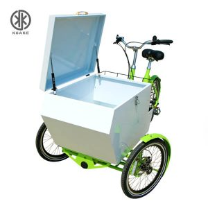 Tricycle électrique à chargement frontal KK6012