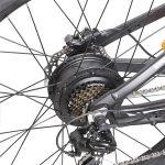KK9002 Electric Mountain Bike Rear Brake