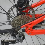 KK9051 Electric Mountain Bike Gears