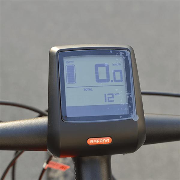 Écran LCD pour vélo de montagne électrique KK9051