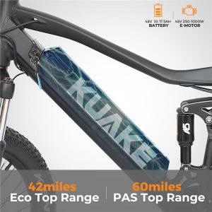 KK9056 Electric Mountain Bike Battery