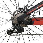 KK9072 Electric Mountain Bike Gear