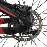 KK9072 Electric Mountain Bike Spokes