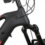 KK9072 Electric Mountain Bike Suspension