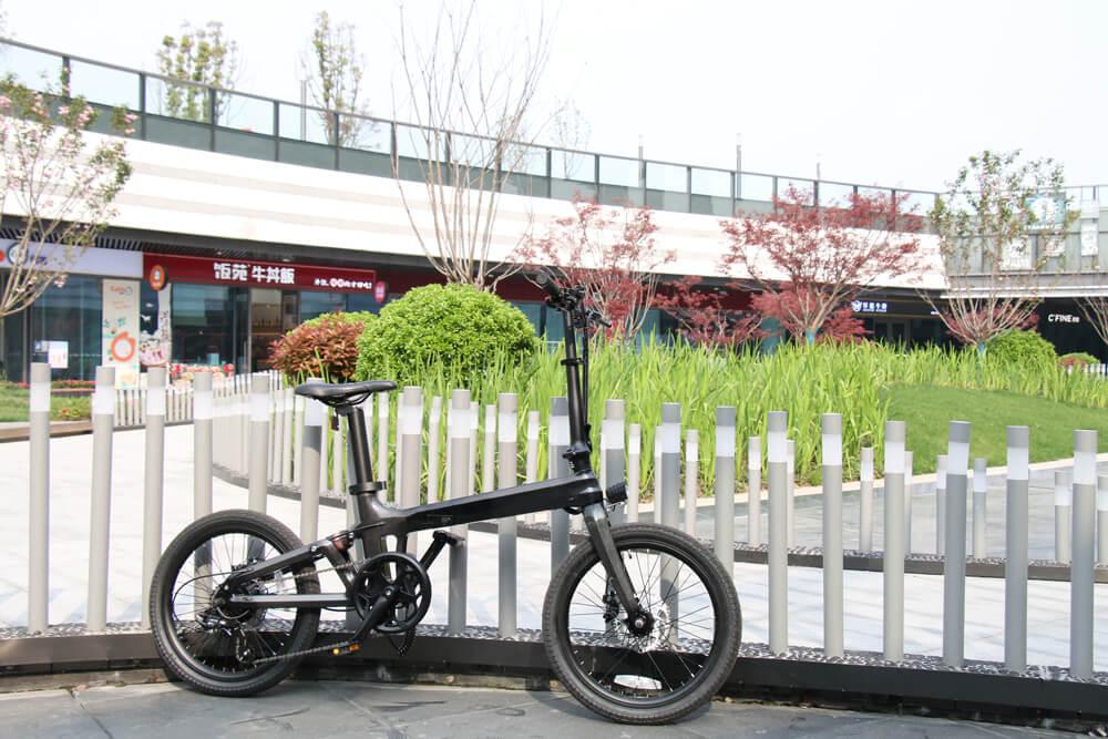 Avantages des vélos électriques en fibre de carbone