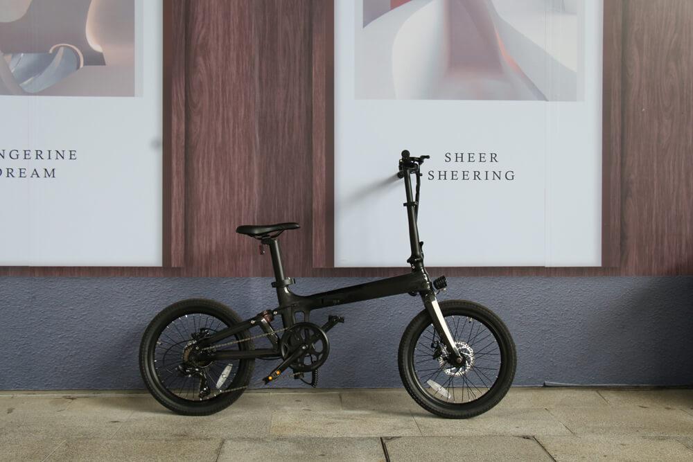 Vélos électriques en carbone