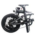 Magnesium Alloy Electric Bike Folding Size