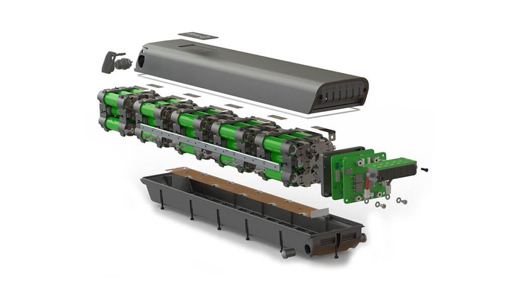 Batería para motores eléctricos